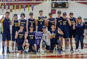 PREP VOLLEYBALL: Miners strike gold, win Sac-Joaquin Section D-II Championship