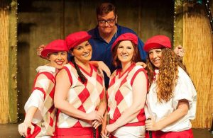 'Caddyettes' takes stage at Off Broadstreet in Nevada City