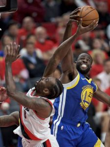 IN THE WAKE OF THE WEEK: Warriors storm past Portland; Blues sink Sharks