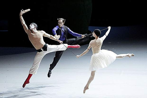 The final Bolshoi ballet of the season will be shown at Sutton Cinemas on Monday.