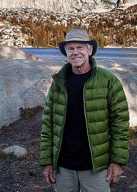 Mike Shea, a Nevada County Camera Club member, nourished his artistic bent at the College of San Mateo and then San Francisco State University.