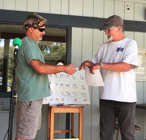 Monte Downing takes top honors at Rough and Ready Secession Days Chili Cook-off