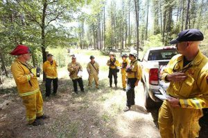 'Only as safe as your neighbor'; Wildfire readiness increased in North County