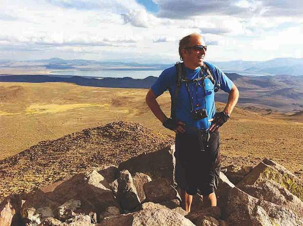 John Wentworth, Mayor of Mammoth Lakes and founder of Mammoth Lakes Trails and Public Access, will be the featured guest at the first Fireside Chat of the year.