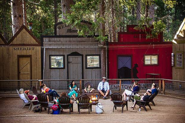Fireside Chats are back for a third year at the Inn Town Campground in Nevada City.