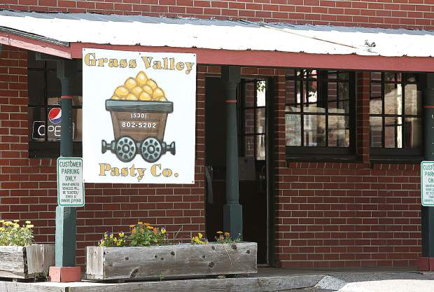 Grass Valley Pasty Co. is keeping the tradition of the Cornish Pasty alive at the corner of Main Street and South Auburn in downtown Grass Valley.