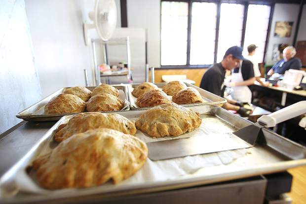 There's a new pasty game in town, and it's called Grass Valley Pasty Co. setting up shop in the former location of Cousin Jack's Pasty shop at the corner of Main and South Auburn Street.