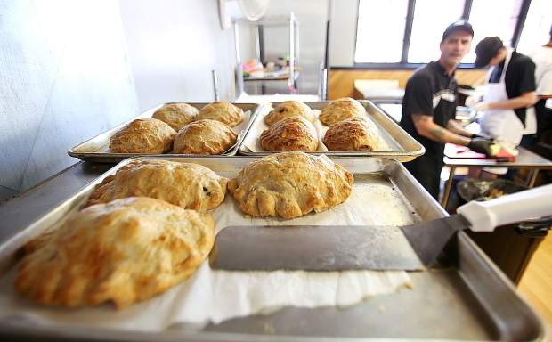 There's a new pasty game in town, and it's called Grass Valley Pasty Co., setting up shop in the former location of Cousin Jack's Pasty shop at the corner of Main and South Auburn Street in downtown Grass Valley.