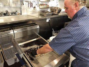 A grill with a fryer: Lefty's Fry House opened in early May in Grass Valley to accompany its Nevada City grill
