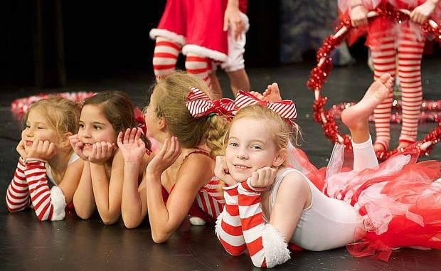 The nonprofit Center Stage Dance Studio has scheduled two Saturday performances at Nevada Union's Don Baggett Theatre.