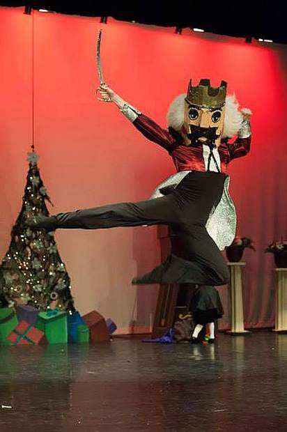 A variety of acts will perform during Saturday's Showcase Celebration, put on by Center Stage Dance Studio in Grass Valley.