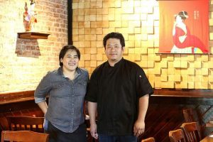 Meet your merchant: Former classmates become joint owners of Ramen on Main Street