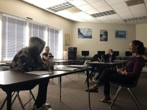 Awareness: Teacher, counselor facilitate mindfulness practices for their students at local schools