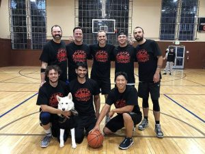 REC SPORTS: Old School claims B2 hoops title