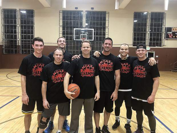 REC SPORTS: Partners In Care take care of business, win hoops title