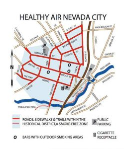 Nevada City to institute six-month pilot for 'unenforced smoking areas'