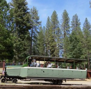 Nevada County Captures: All aboard!