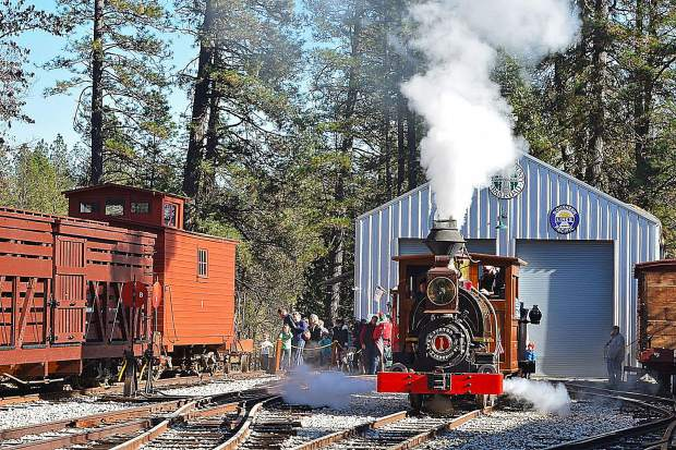 The Nevada County Narrow Gauge Railroad Museum offers someting for everyone and is now operating on its summer schedule.