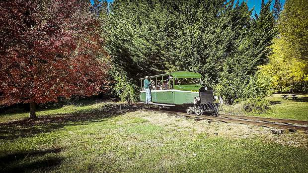 Saturday rail bus excursions are already underway at the Nevada County Narrow Gauge Railroad Museum this summer.