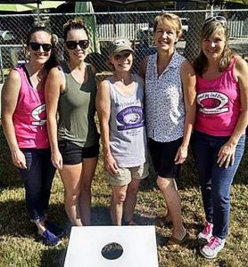 'Saved by Second Base' tourney supports breast cancer imaging in western Nevada County