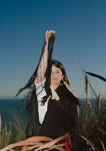 Mariee Sioux is set to celebrate the release of her third album with a show in Nevada City.