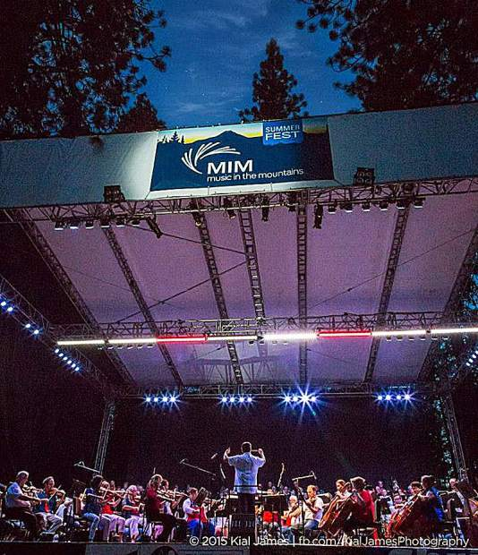 With new faces and events, SummerFest, as presented by Music in the Mountains, runs from June 15-July 3 this year at different venues across western Nevada County.