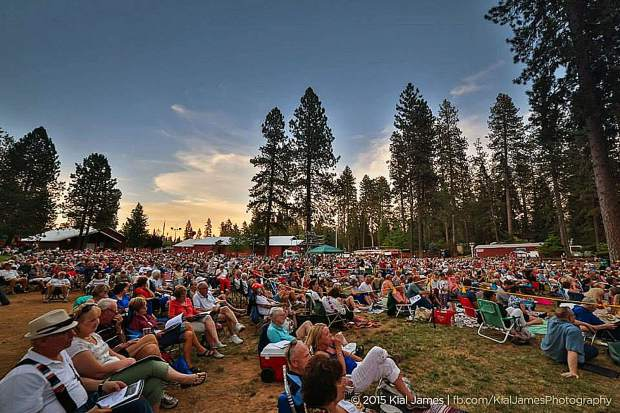 Music in the Mountains SummerFest starts on June 15 this year and runs through July 3 with a number of different offerings.