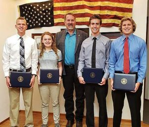 LaMalfa recognizes Service Academy appointments