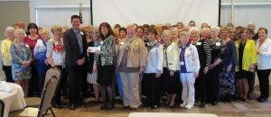 Hospital Auxiliary and Grass Valley Rotary Club support Emergency Department transformation