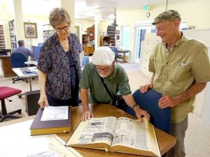 Immortalized: A 1970s Nevada County publication is laid to rest in the Searls Historical Library