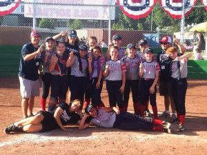 'Fighting to last out': Nevada County Girls' Softball All Stars are tournament champs