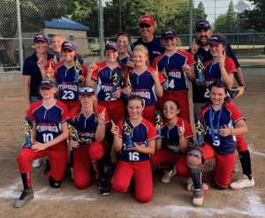 YOUTH SPORTS: Nevada County Thunder takes tournament title