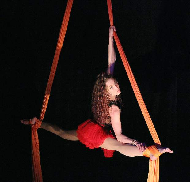 'The need to be seen, to be equal': Aerial Lab presents 'HerStory' with three weekend performances