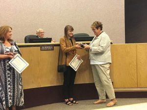 Nevada County honors employees
