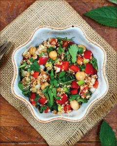 TasteFood: Middle Eastern grain salad beats the heat