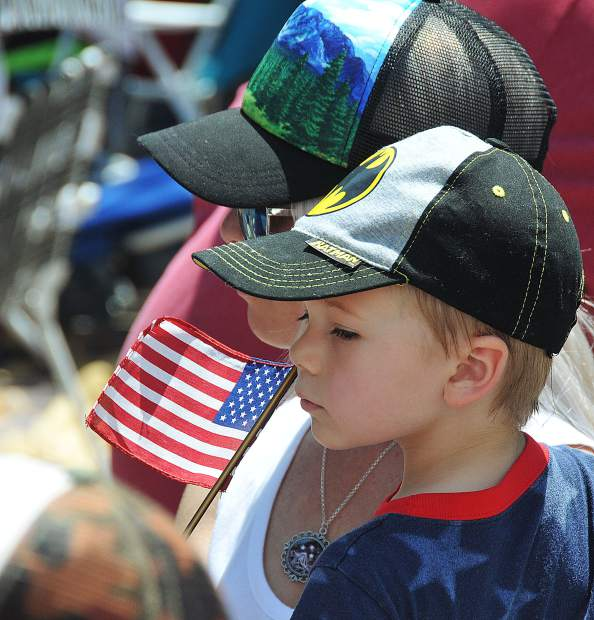 All eyes were on the Sweet Home Nevada County Fourth of July Parade held in downtown Nevada City in 2018. The parade alternates between downtown Grass Valley and Nevada City and is slated for Grass Valley this year.