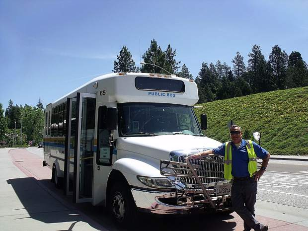 Gold Country Stage provides rides for everyone, focusing on youth and the elderly.