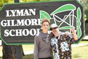 It's always been about the kids: Beloved Lyman Gilmore custodian retires after 18 years