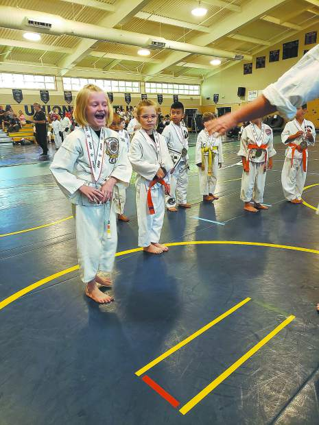 KARATE: Gold Mountain Invitational features young martial