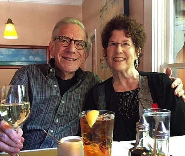 "Jeff and Lynn Wenzel celebrated their 55th wedding anniversary after their unlikely meeting while students in the esoteric college class, ""The Transformation of Nature in Oriental Art."""