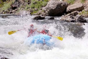 Truckee whitewater guides in full swing as flows slow in Tahoe City