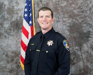 Community mourns death of former Grass Valley Police Officer Cameron Landon
