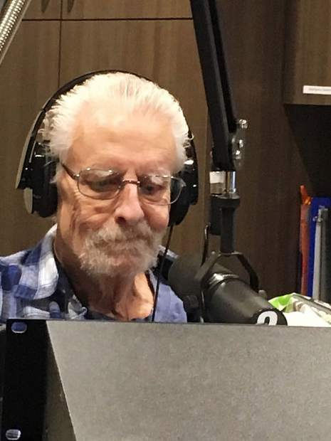 Dave Olsen's final KVMR radio show took place Wednesday, May 22. He passed away June 9 after a long battle with pancreatic cancer.