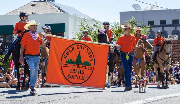 A few shots of the Grass Valley downtown parade as seen from the corner of Neal and S. Church streets.