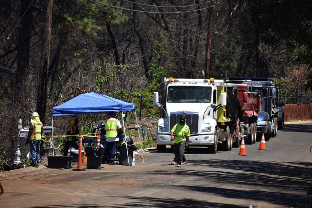 Camp Fire leads to debris removal, housing, job issues