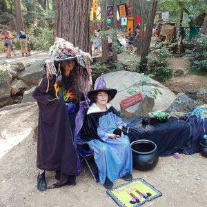 Annual Children's Festival in Nevada City's Pioneer Park