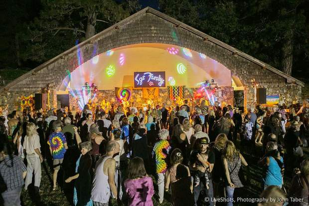 Following the success of the Summer of Love (50th anniversary of 1967), KVMR also got Pioneer Park hopping with the station's 40th birthday party last year.