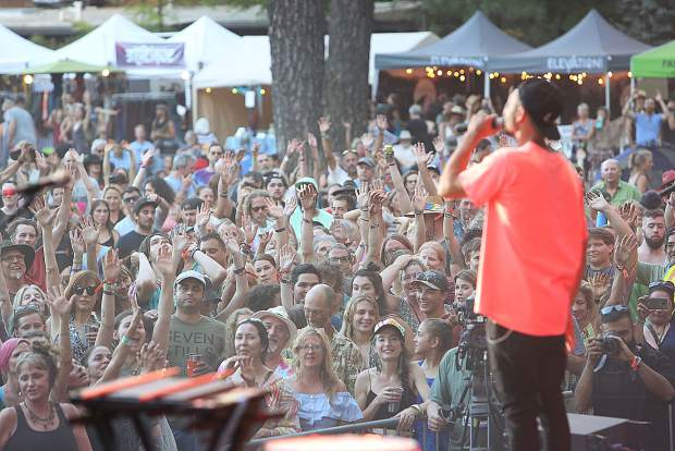Thousands of folks attended the 2019 WorldFest at the Nevada County Fairgrounds held from Thursday July 11 to Sunday July 14.