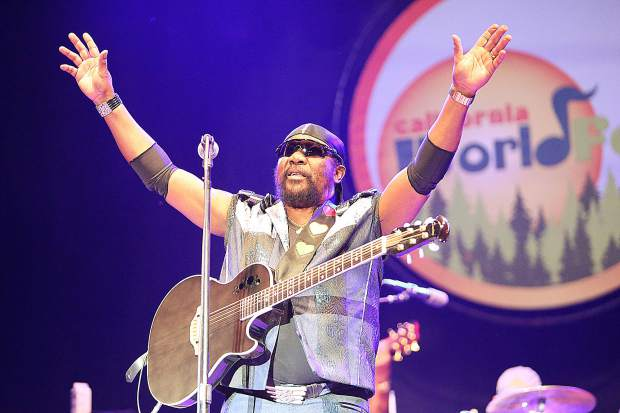 Toots and the Maytals take Grass Valley: 'Father of reggae' draws crowd at California WorldFest