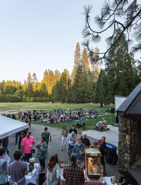 The gates at the Nevada City Film Festival's Best of the Fest open at 7 p.m. today. The event begins at 8 p.m. The Best of the Fest is at the bandshell at Pioneer Park, 421 Nimrod St., Nevada City.